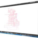 戦艦「長門」 アクセサリー作成に必要なイラストを作成中(まずは艦橋)