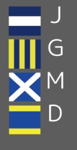 JGMD 時雨 艦名符字