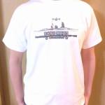 戦艦長門イラストTシャツ・販売しています。
